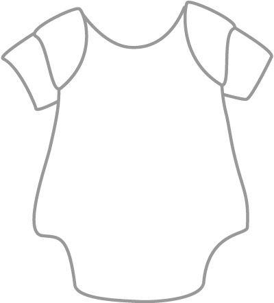 Moldes biberon, carreola, babero y chupon para baby shower