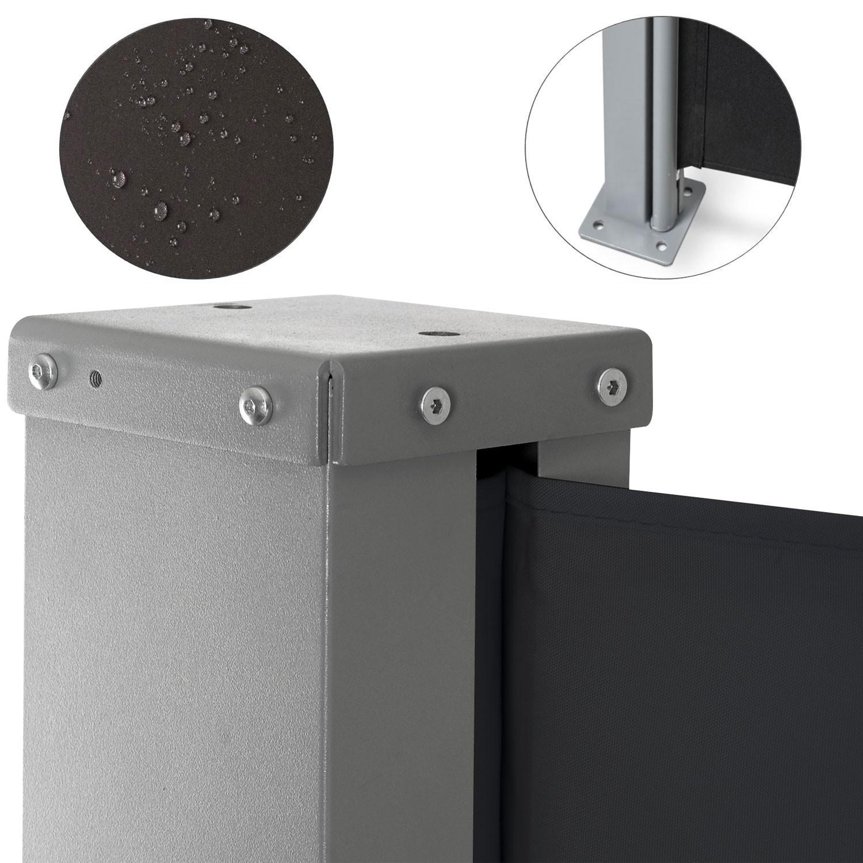 paravent ext rieur sans fixation paravent amovible exterieur paravent brise vue exterieur. Black Bedroom Furniture Sets. Home Design Ideas