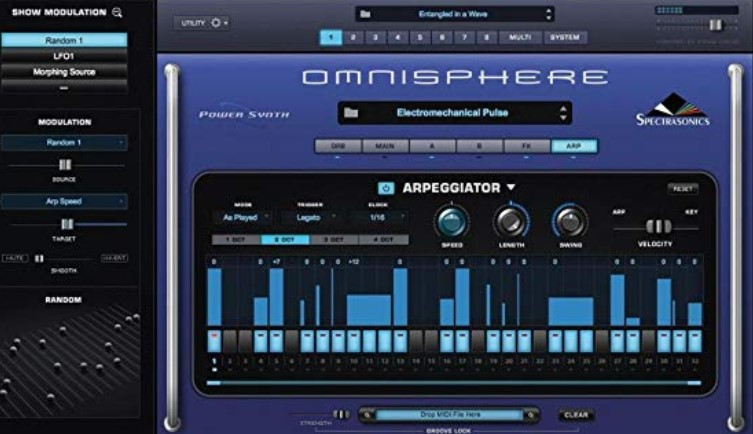 Omnisphere Crack Keygen [Serial Key] 2019 Free Download