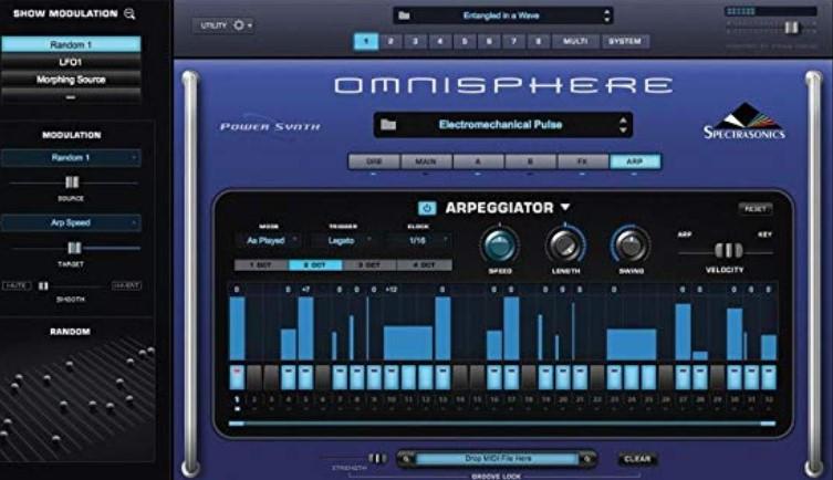 Omnisphere Crack Keygen [Serial Key] 2019 Free Download