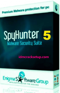 SpyHunter 5 Crack Plus Serial Key Free Download For Windows [2020]