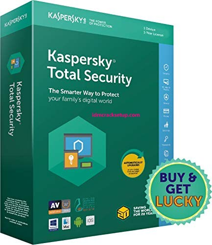 Kaspersky Internet Security 2020 Crack + Activation Code {Latest Version}