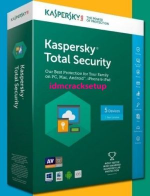 Kaspersky Total Security 2021 Crack + Activation Code (Lifetime Free)