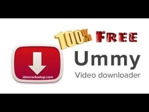 Ummy Video Downloader 1.10.10.9 Crack + License Key Full [2021]