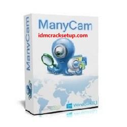 ManyCam Pro 7.5.1.5 Crack Full Activation Code 2020 (Win&Mac)