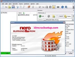 Nero Burning ROM 2021 Crack + Serial Key Free Download [Latest]