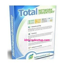 Total Network Inventory 4.7.0 Build 4682 Crack & License Key [2020]