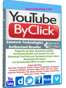 YouTube By Click 2.2.140 Crack + Activation Code 2020 [Latest]