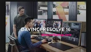 Davinci Resolve 16.2.2 Crack With Activation Key 2020 {Latest}
