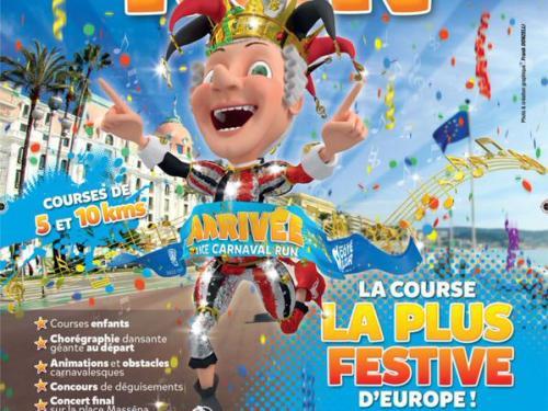 Nice Carnaval RUN 2015