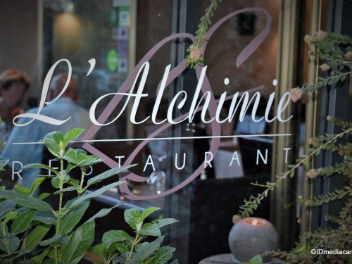 L'Alchimie Restaurant