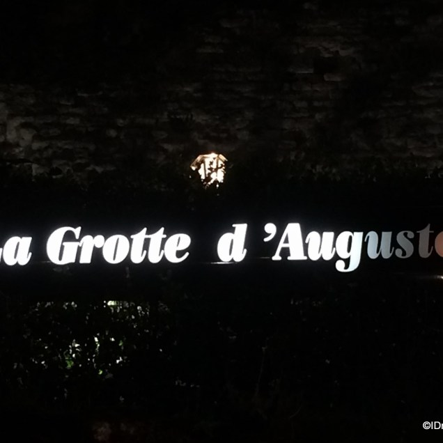 Chorégies & La Grotte d'Auguste