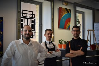 Julien TOSELLI & Simon GRESSOT & Nicolas SELOW