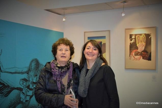 Jacqueline BENOIT & Aurélie FERRIER