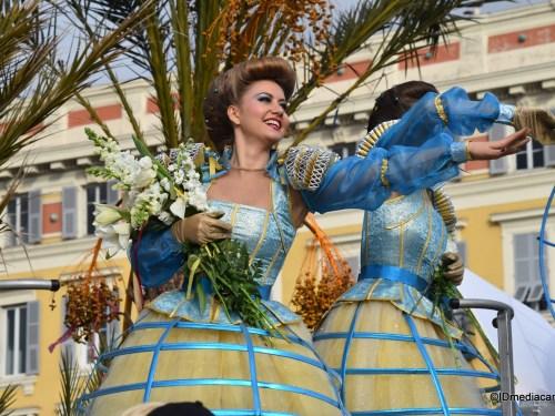 BATAILLE DE FLEURS 2016 & DANSE AVEC LES STARS