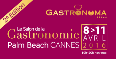 GASTRONOMA banière