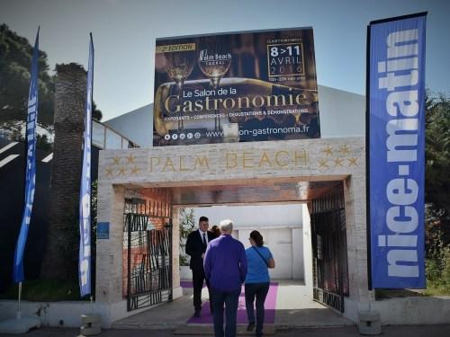 SALON GASTRONOMA CANNES 2016 – FLORENT HOUGET