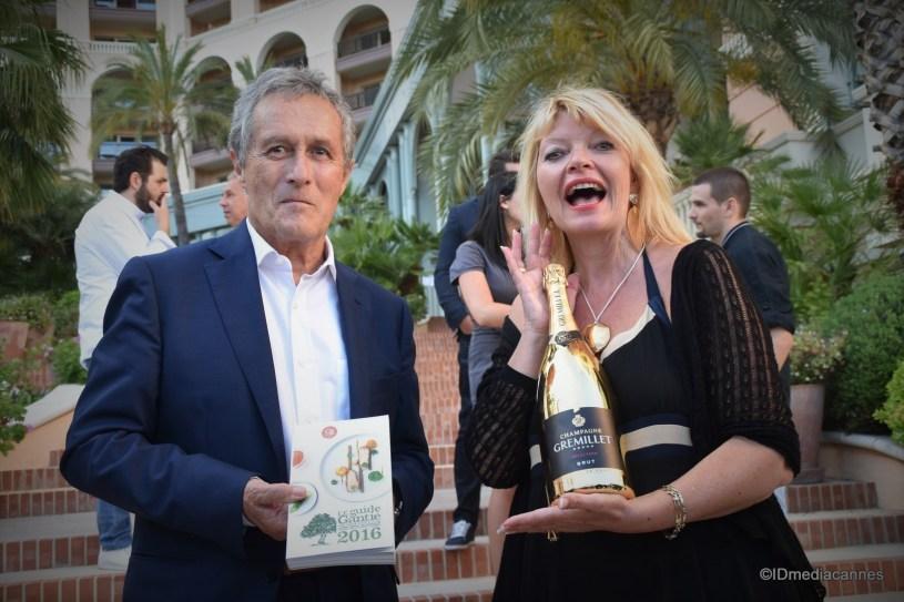 Jacques GANTIE & Martine DELOUPY
