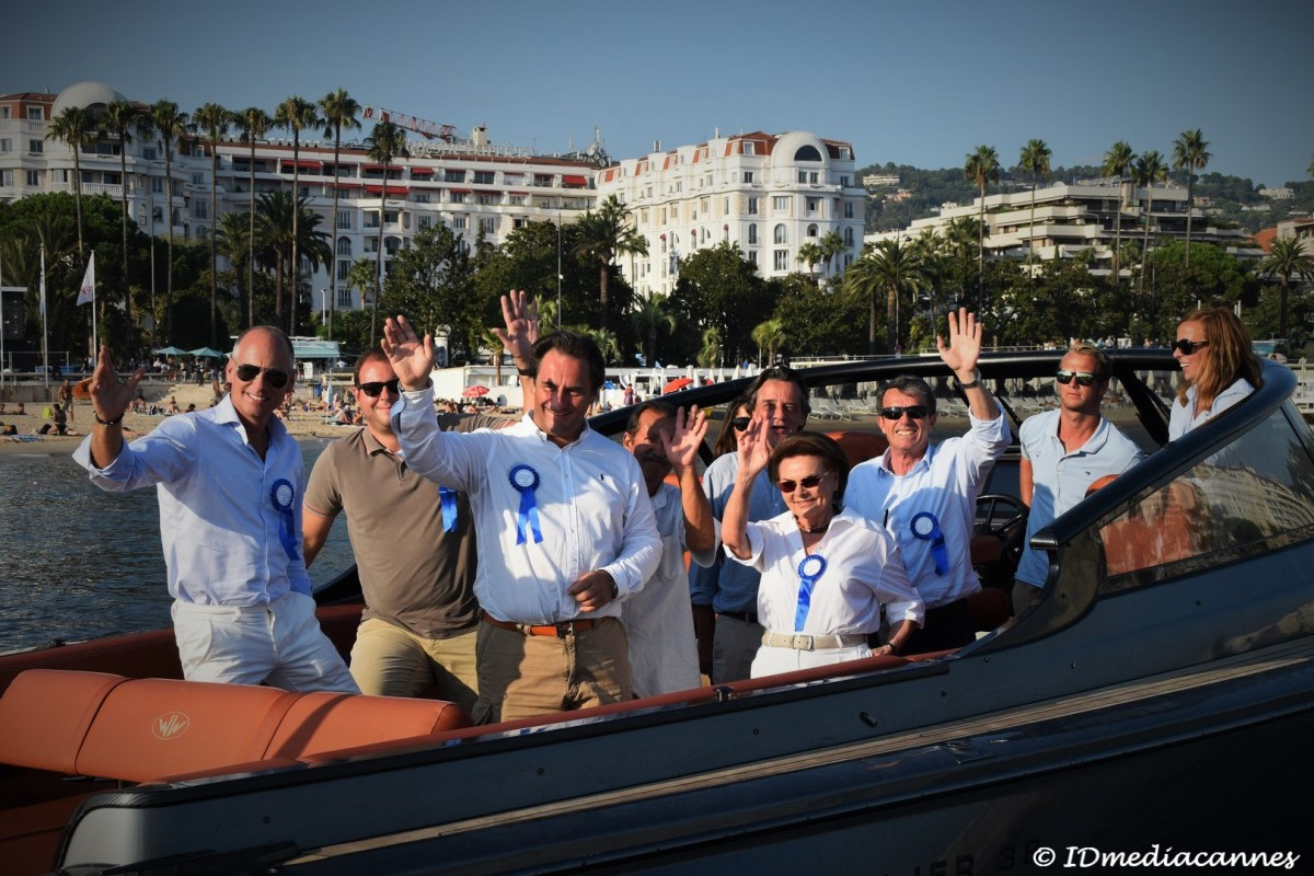 YACHTING FESTIVAL CANNES - CONCOURS D'ELEGANCE