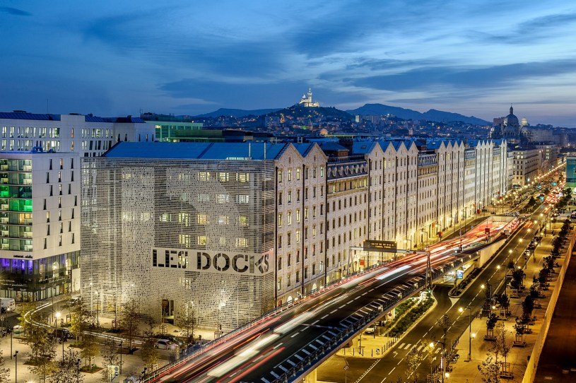 MAPIC 2016 - MAPIC AWARDS 2016 FINALISTS - BEST RETAIL URBAN PROJECT