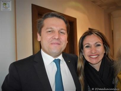 Jérôme MONTANTEME & Sandra RUBIO