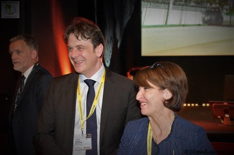 Jérôme DELAHAYE & Laurine GARAUDE