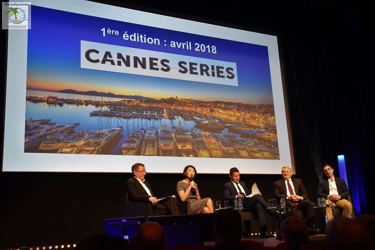 MipTv 2017 - Cannes Festival International des Séries