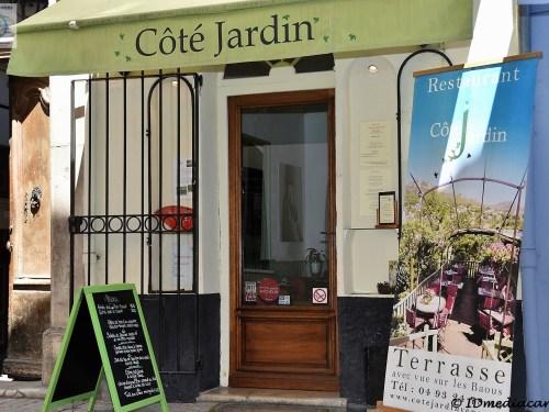 Restaurant Côté Jardin – Vence