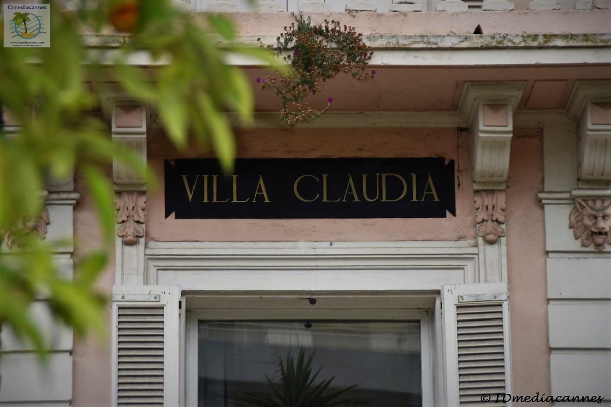Hôtel*** Villa Claudia - Cannes