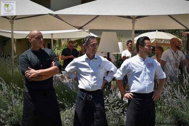 Nicolas Vie & Xavier Burelle & Basile Arnaud