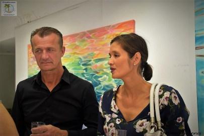 Noël & Brenda Mantel