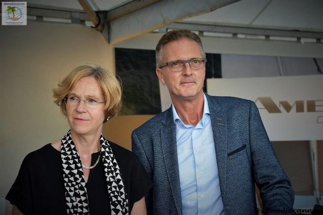 Mr et Mme Pieter Platteeuw