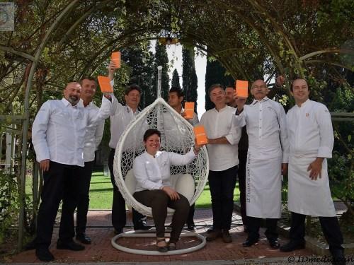 Dîners de Chefs & Restaurants du Cœur 2017