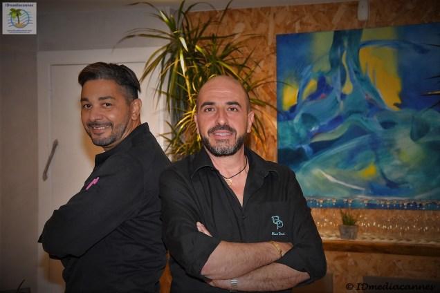 Redouane Mansouri & Franck Frescolini