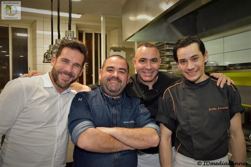 ChristopheGournay & Patrick Lopez & Yasine & Jérémy Cassamali