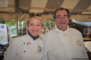 Cecile Moreau Breuil & Serge Uriot