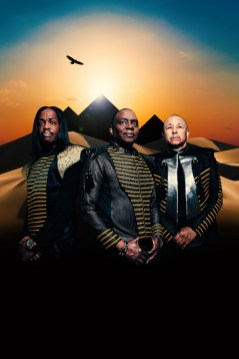 Earth, Wind & Fire ©DR