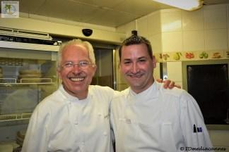 Jacques Chibois & Laurent Barberot