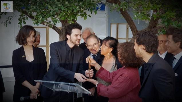 Abu Bakr Shawky & Nisa Chevènement