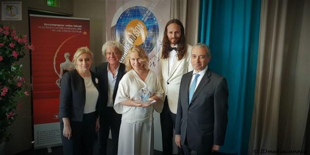 Sahar Baassiri & Christian Hugonnet & Eva Melander & Laurent Stéfanini