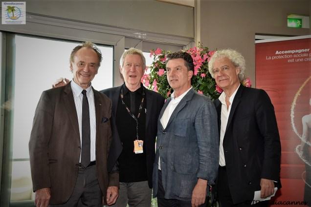 Jean-Claude Casadesus & Régis Wargnier & Patrick Bézier & Christian Hugonnet