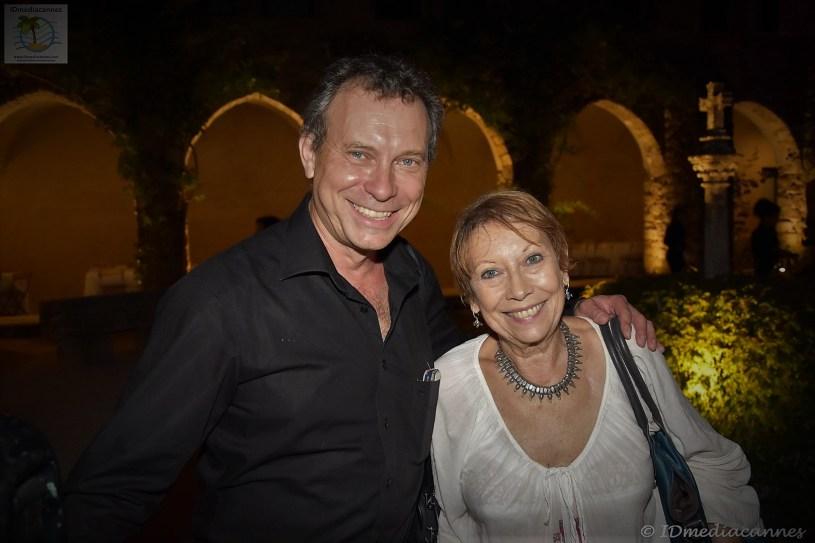 Eric Courrèges & Mireille Alcantara