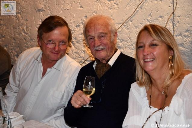 Renaud DE BARRY & Gui Gedda & Adeline DE BARRY