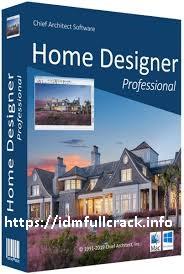 Home Designer Pro 2021 Crack With License Key 2020