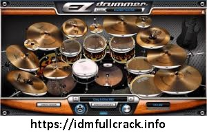 EZdrummer 2.1.8 Crack With Full Activation Key 2020