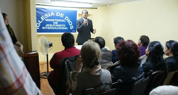 Primera reunión Valparaiso – Chile