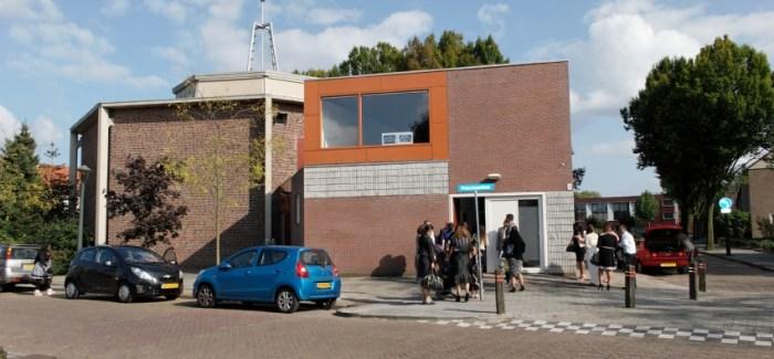 Inauguración de la Iglesia en Eindhoven -Holanda
