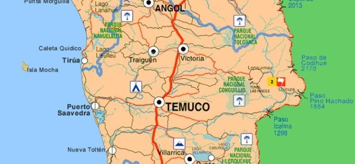 Primera Reunión Temuco, Chile
