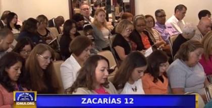 Zacharie 12