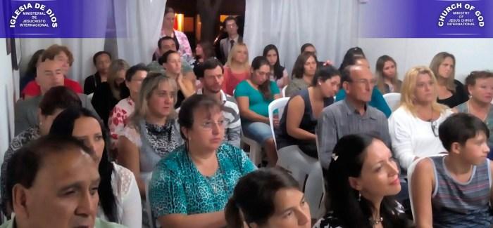(Fotos) Culto nuevo local en Bella Unión/Uruguay
